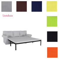 Custom Made Cover Fits IKEA EKTORP Pixbo Three-seat Sofa Bed, Sleeper Cover