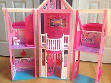 Barbie Malibu Beach California Dream Home Doll House 2010