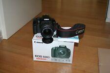 Kamera Canon EOS 600D Reflex Digital + Ziel 18-55 Is (650d,700d 750d)