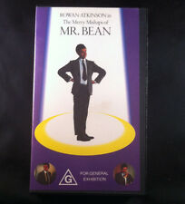The Merry Mishaps of Mr Bean - VHS Video Cassette