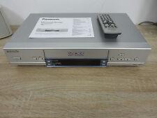 Panasonic NV-HV66EG-S  mit FB/BDA(Englisch)   12 Monate Garantie*