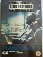 PIANO BLUES ~Clint Eastwood Rare UK DVD