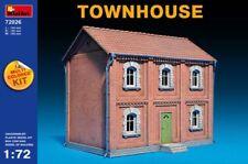 MINIART 1/72 Maison de Ville (Multicolore Kit) #72026