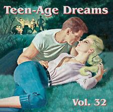 V.A. - TEEN-AGE DREAMS Vol.32 Popcorn & Teenage CD