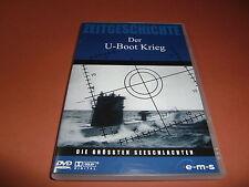 Der U - Boot Krieg - Die Grössten Seeschlachten - DVD