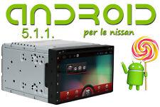 Autoradio 2 din Navigatore GPS Nissan Qashqai JUKE  Internet HD Touchscreen DVD