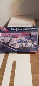 Revell Thunderbird Legends Combo. New. Sealed In The Box