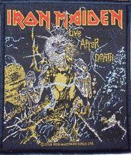 IRON MAIDEN - Live After Death - Aufnäher / Patch - Neu - #314