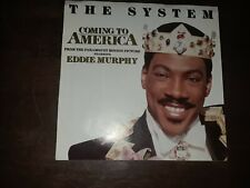 45 RPM RECORD THE systym COMING TO AMERICA