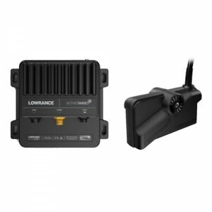 Lowrance ActiveTarget Live Sonar Transducer with Transom Mount 000-15593-001