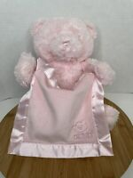 "Gund Peek-A-Boo Pink Teddy Bear Animated Stuffed Animal Plush 11.5"" 4059954"