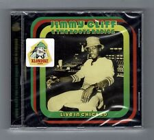 CD : JIMMY CLIFF-live in chicago    roots reggae    (new & sealed)