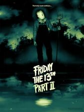 Mondo Friday the 13th Part 2 by Sam Wolfe Connelly UK