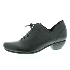 Fidji Ladies' Shoes Lace-Up With Heel Suede Lace Up P01V400001