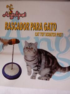 Scraper Mini Cat Game Scratch Cats Pet