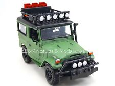 TOYOTA LAND CRUISER FJ40 VERT HARD-TOP 1/24 MOTORMAX