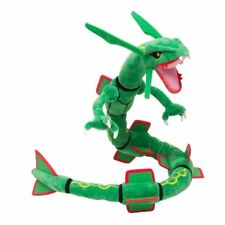 Pokemon Rayquaza Dragon Figure Soft Stuffed Animal Plush Toy 31''