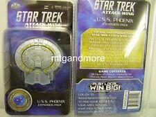 Star Trek Attack Wing U.S.S. Phoenix - Expansion / Erweiterung