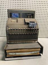 New ListingVintage Elgin Typewriter Co. Cash Register Rare Cool Old Decor Project Fix Up