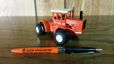 Allis Chalmers 440 orange cab farm tractor 1/64 diecast