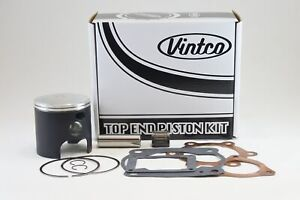 Kawasaki KX250 1980 1981 Top End Piston Kit 71.5mm 1.5mm Over