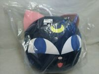 NEW Bandai Sailor Moon Luna P Ball Big Cushion 58cm Plush Cat ChibiUsa Japan