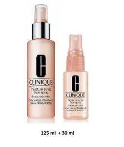 Clinique Moisture Surge Face Spray set - 125 ml + 30 ml - New