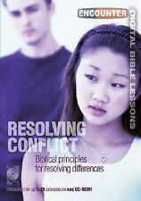 Encounter Digital Bible Lessons: Resolving Conflict Cd-Rom