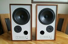 Vintage Mission 700 HiFi Speakers - 80 W