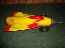 Vintage Ideal Turbo Jet Car Rocket Car for Parts or Restoration 1950's