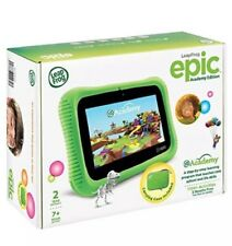LeapFrog Epic Academy Edition Learning Tablet - Green - (602260) [LN]™