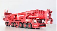 NZG 526-02 Grove GMK 7550 MARKEWITSCH Hydraulic Mobile Crane Die-cast 1/50 MIB