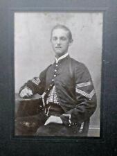New listing Egbert Clapp, 31st Mass. Infantry, 6th Mass. Cavalry. Civil War Albumen Print