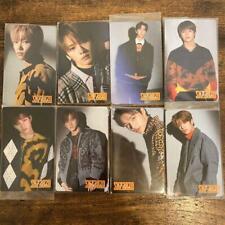 SKZ2020 Stray kids straykids Japan photocard photo card 8 full set
