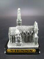 Wien Stephansdom Vienna Metall Modell,6 cm,Souvenir Österreich Austria,NEU