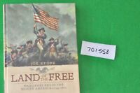 land of the free rules osprey north america 1754-1815 krone book (701558)