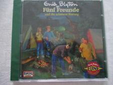 Enid Blyton - Fünf Freunde und die schwarze Festung - Hörspiel Audio CD NEU OVP
