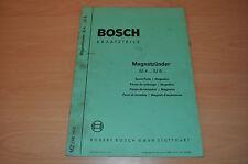 Ersatzteile Bosch Magnetzünder MZ EVE 112/2