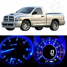 Instrument Gauge Dash Blue Light +Climate LED Kit for 2002-2006 Dodge Ram 1500
