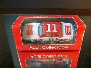 Darrell Waltrip #11 Budweiser 1984 Chevrolet Monte Carlo Notchback 1:64 RCCA