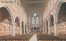 TUNBRIDGE WELLS ( Kent) : St Barnabas Church interior -PHOTOCHROM