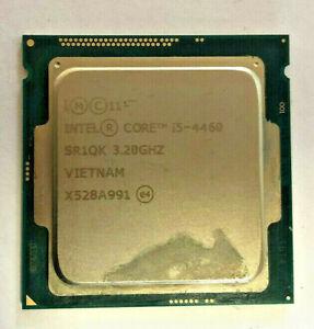 INTEL CORE i5-4460 SR1QK - QUAD CORE -  3,20GHz - Sockel 1150  #774