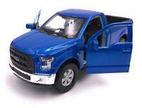 Ford Raptor F-150 Pick Up Modellauto Auto LIZENZPRODUKT 1:34-1:39 versch Farben