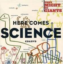 They Might Be Giants - Here Comes Science [New CD] With DVD