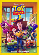 Toy Story 3 (2010) DVD Region 3 Import - Tom Hanks, Tim Allen, Joan Cusack