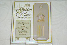 Nce Golden Winter Mini Chime New! L#556