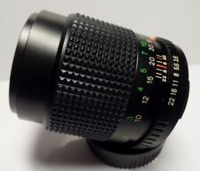 Pentax K Mount Vivitar 135mm 1:3.5 Auto VMC Camera Lens