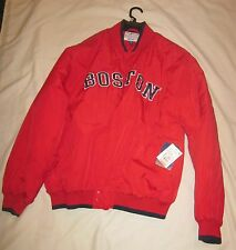 OFFICAIL BOSTON RED SOX TEAM JACKET NWT SIZE L
