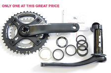 Truvativ SRAM X9 2.2 10 Velocità Doppio chainwheel pedaliera in BB30 42/28T 170mm Manovella
