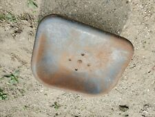 917.8320 Vintage SEARS Lawn Tractor Lawnmower Heavy Thick Metal SEAT Craftsman
